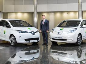 Liên minh Renault-Nissan trở thành nhà sản xuất ô tô lớn nhất thế giới