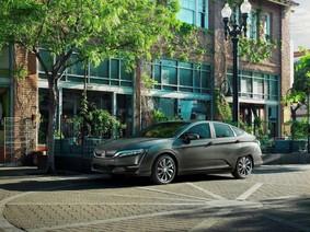 Xe điện Honda Clarity Electric 2017 cho thuê đã đến Mỹ