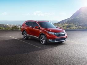 Triệu hồi 24.000 xe Honda CR-V 2017 do lỗi rò rỉ nhiên liệu