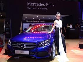 Mercedes-Benz Việt Nam tăng giá ô tô cả trăm triệu đồng