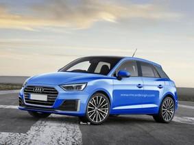 Audi A1 mới năng động hơn thế hệ tiền nhiệm