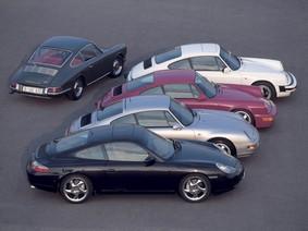 Lịch sử huy hoàng của dòng xe thể thao Porsche 911
