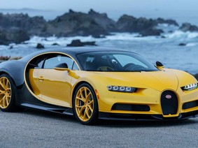 Bugatti Chiron đã tìm được chủ nhân đầu tiên ở Mỹ