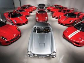 Monterey Car Week chào đón bộ sưu tập Ferrari 16,5 triệu đô