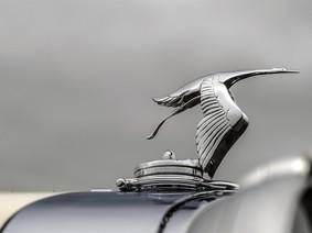 Triển lãm xe sang Mỹ - Nơi hội tụ của chi tiết cổ điển