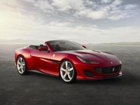 Ra mắt siêu xe Ferrari Portofino vượt trội hơn California T