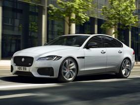 Xe sang Jaguar XF giảm giá mạnh tới 400 triệu đồng
