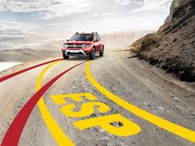 Hệ thống cân bằng điện tử ESP trên xe hơi có vai trò gì?