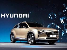 Ra mắt mẫu SUV chạy nhiên liệu hydro mới của Hyundai
