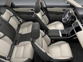 Land Rover thử nghiệm chất liệu vải bọc mới