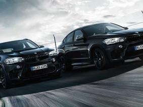 BMW tung ra thị trường phiên bản Black Fire X5 và X6 M