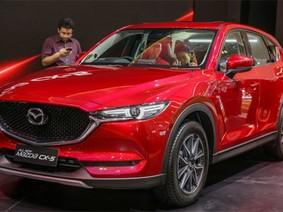Mazda CX-5 2017 hoàn toàn mới chưa ra mắt đã ấn định giá tại Malaysia
