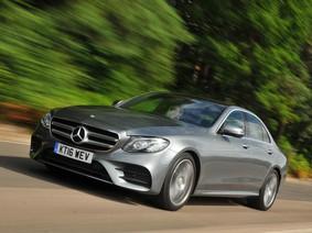 Mercedes E350d ngừng bán để nâng cấp động cơ