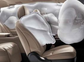 6 điểm cần biết về túi khí ô tô