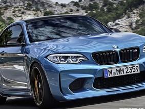 BMW M2 CS xuất xưởng với số lượng 1.000 chiếc