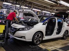 Nissan lên kế hoạch lắp ráp mẫu xe Leaf mới tại thị trường Anh, Mỹ cuối năm nay