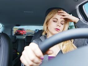 Không lái xe khi buồn ngủ để đảm bảo an toàn