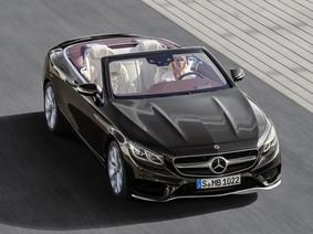 Mercedes S-Class 2018