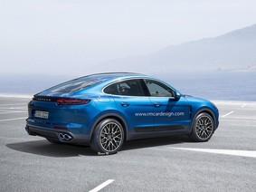 Porsche vẫn chần chừ về mẫu xe Cayenne Coupe