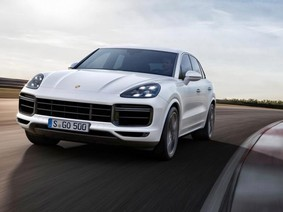 Porsche Cayenne Turbo 2019