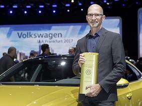 Loạt giải thưởng thiết kế năm 2017 thuộc về Volkswagen