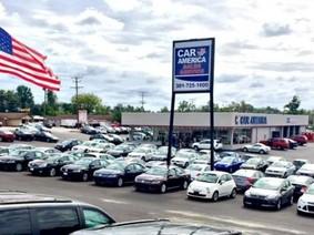 Khoản vay kỷ lục để mua ô tô của người Mỹ