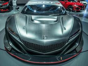 Chiêm ngưỡng mẫu xe đua Honda NSX GT3 Carbon mới