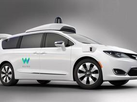 Hợp tác công nghệ xe tự lái giữa Intel và Waymo