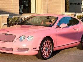 Bộ sưu tập siêu xe của Paris Hilton và dàn sao hạng A
