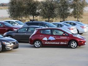 Một công ty Anh gây quỹ hàng triệu bảng để phát triển hệ thống đỗ xe tự lái