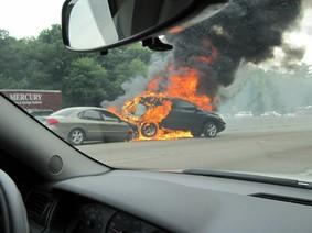 Nguyên nhân cháy ô tô