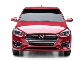 Hyundai Accent 2018 sẽ chính thức bán ra vào cuối năm nay