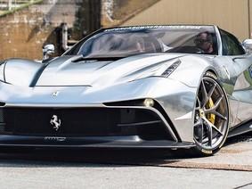 Tay chơi tậu siêu phẩm Ferrari F12 TRS thứ hai trên toàn thế giới