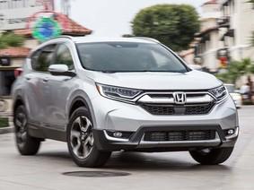 Honda CR-V bị rỉ sét tại Hàn Quốc