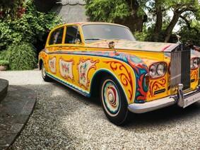 """Rolls-Royce Phantom V """"độc nhất vô nhị"""" của John Lennon"""