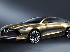 Tung ra 20 mẫu concept, VinFast đang khẳng định vị thế trong ngành sản xuất ô tô Việt Nam