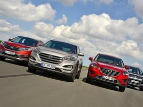 Hyundai Tucson 761 triệu đồng, cạnh tranh Mazda CX-5 và Honda CR-V
