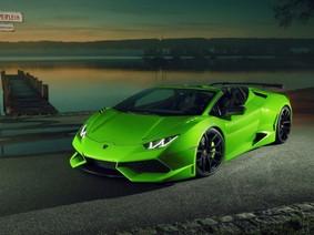 """Lamborghini Huracan Spyder độ động cơ """"khủng"""" 860 mã lực"""