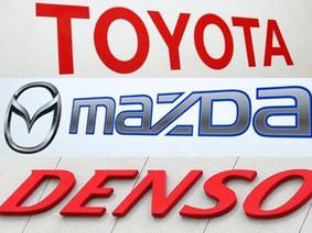 3 ông lớn Toyota, Mazda, Denso bắt tay phát triển xe điện