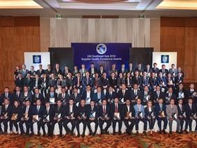 63 nhà cung cấp Đông Nam Á được GM vinh danh tại Thái Lan