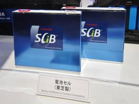 Khả năng tích trữ khủng của siêu pin nhà Toshiba dành cho xe điện