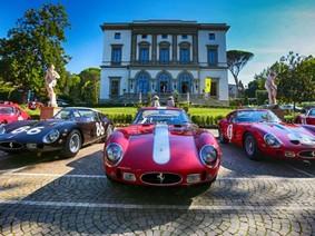 Những mẫu xe đình đám nhất của Ferrari