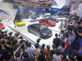 Mercedes sẽ giới thiệu 4 dòng xe chiến lược tại VIMS 2017