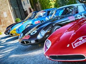 Siêu xe đắt giá Ferrari 250 GTO kỷ niệm 55 năm ngày ra mắt