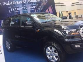 Ford Everest bổ sung phiên bản số sàn tại Việt Nam