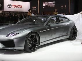 Sedan Lamborghini sẽ đi vào thực tiễn trong tương lai