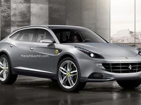 Ferrari chính thức xác nhận việc sản xuất dòng SUV trong tương lai