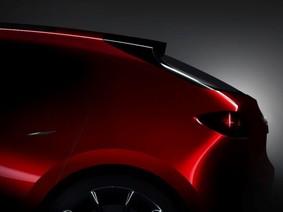 Lộ ảnh concept Mazda 3 thế hệ mới trước thềm triển lãm Tokyo 2017