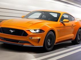"""Ford Mustang GT 2018 sắp xuất hiện gói độ mới """"đẳng cấp"""" hơn"""