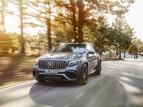 """Lướt sơ"" Mercedes-AMG GLC 63 S 2018"